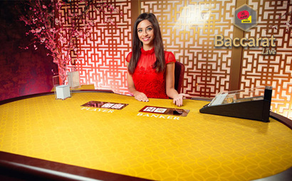 Baccarat Live Screenshot