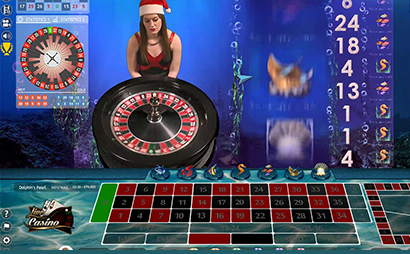 Dolphins Roulette Screenshot
