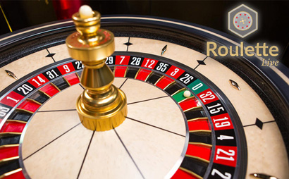 Live Roulette Screenshot