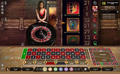 Ra Roulette Screenshot