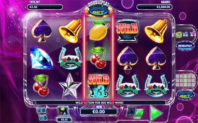 Doubleplay Super Bet Screenshot
