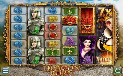 Dragon Born Screenshot