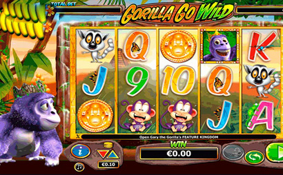 Go Wild Casino Mobile
