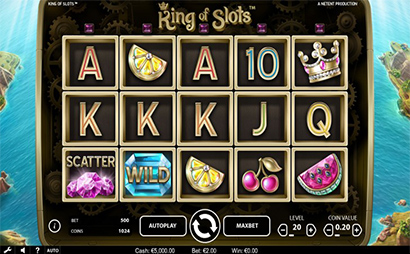 King of Slots Screenshot