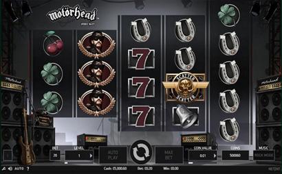 Motorhead Screenshot
