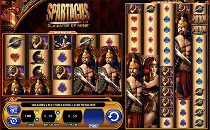 Spartacus – Gladiator of Rome Screenshot