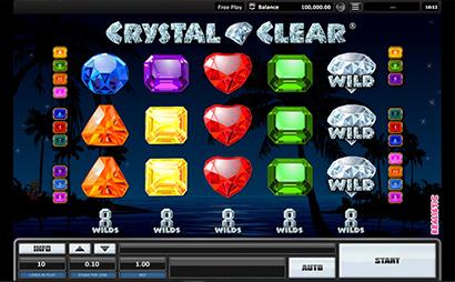 Crystal Clear Screenshot