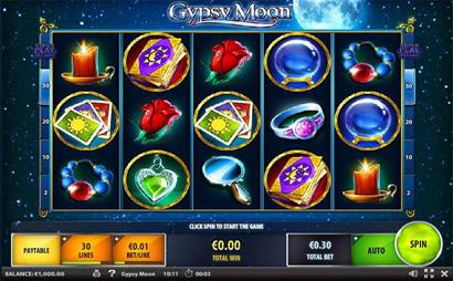 Gypsy Moon Screenshot