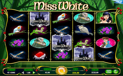 Miss White Screenshot