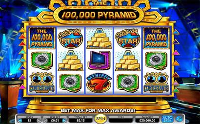 100k Pyramid Screenshot