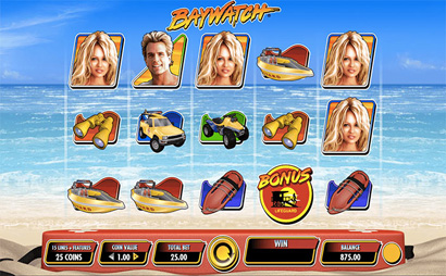 Baywatch Screenshot