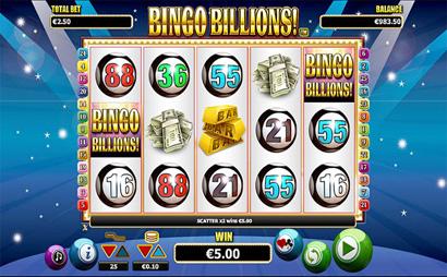 Bingo Billions Screenshot
