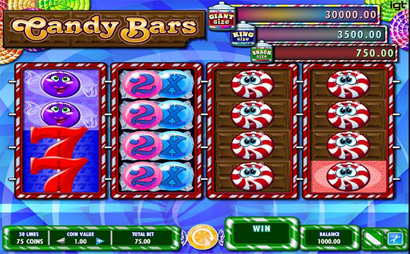 Candy Bars Screenshot