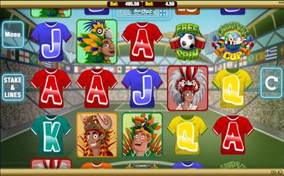 Carnival Cup Screenshot