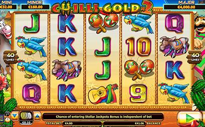 Chilli Gold 2 Screenshot
