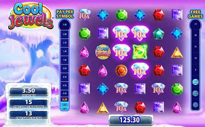 Cool Jewels Screenshot
