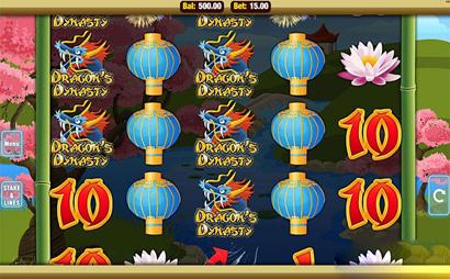 Dragons Dynasty Screenshot