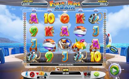 Foxin Wins Again Screenshot