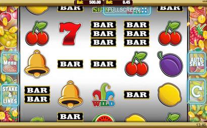 Get Fruity Screenshot