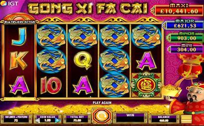 Gong Xi Fa Cai Screenshot