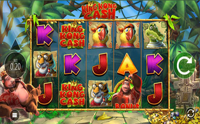 King Kong Slots Screenshot