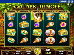 Golden Jungle Screenshot