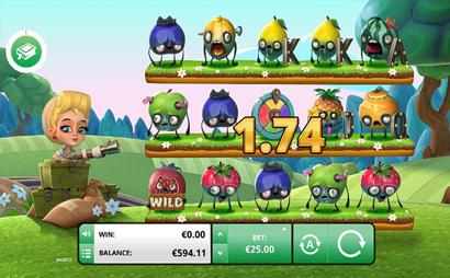 Fruitz Screenshot