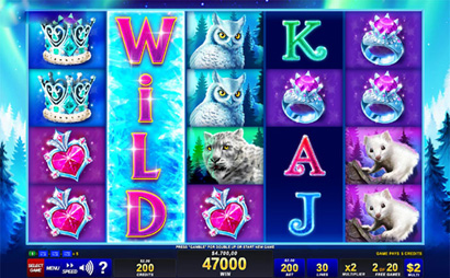 Icy Wilds Screenshot