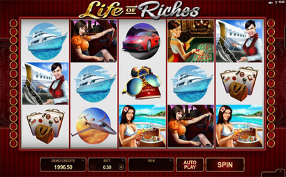 Life of Riches Screenshot