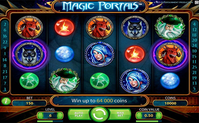 Magic Portals Screenshot