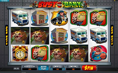 Bust the Bank Screenshot