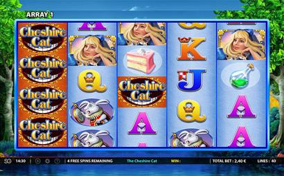 The Cheshire Cat Screenshot