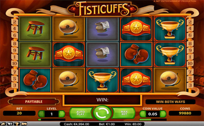 Fisticuffs Screenshot