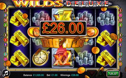 Wilds Deluxe Screenshot