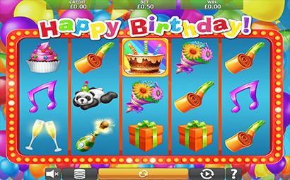 Birthday Screenshot