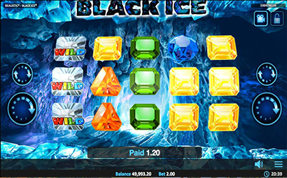 Black Ice Screenshot