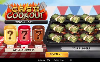 Cash Cookout Screenshot