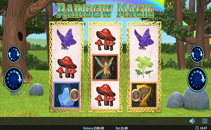Rainbow Magic Screenshot