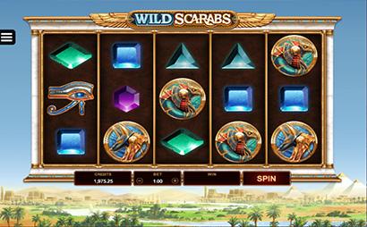 Wild Scarabs Screenshot