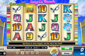 Angels Touch Screenshot