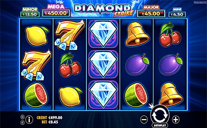 Diamond Strike Screenshot