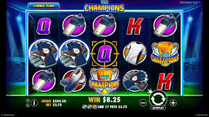 The Champions Screenshot