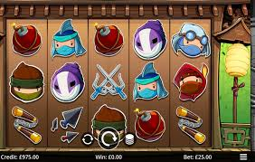 5 Legend Of The Ninjas Screenshot