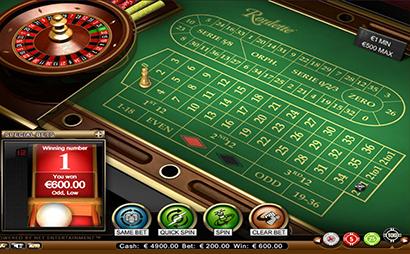 Blackjack Classic Low Screenshot