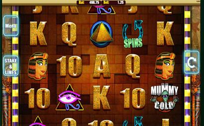 Treasure of Horus Screenshot