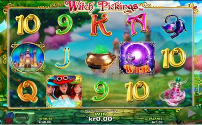 Witch Pickings Screenshot