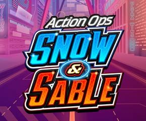 Action Ops - Snow and Sable