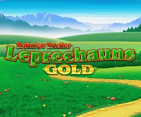 Rainbow Riches Leprechauns's Gold