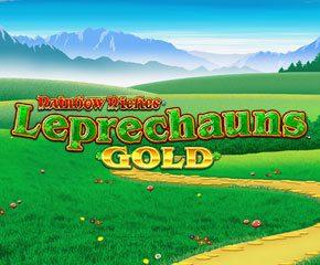 Rainbow Riches Leprechauns's Gold