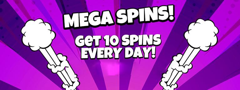 Mega Spins